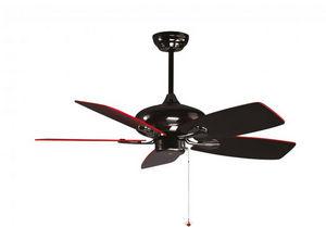 PURLINE - red win - Ceiling Fan