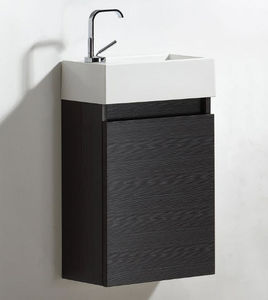 Thalassor - flyer 40 grigio - Wash Hand Basin