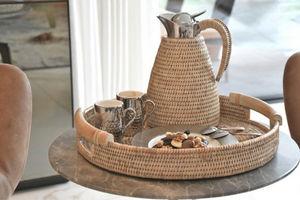 ROTIN ET OSIER - edmée 1,5 l- - Thermal Coffee Pot