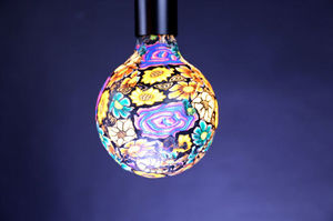 NEXEL EDITION - -fleur flower - Led Bulb With Strand