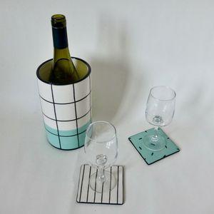 aude lauvergnas ceramique -  - Wine Brick