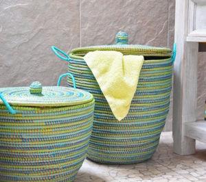 ROTIN ET OSIER - petit modèle - Laundry Hamper