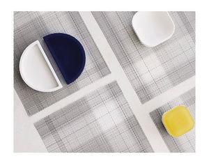 CHILEWICH - beam rectangle - Placemat