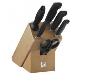 Zwilling J.A. Henckels - 7 pièces - Knife Block