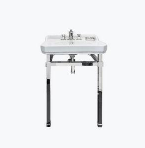 Volevatch - art déco-- - Pedestal Washbasin