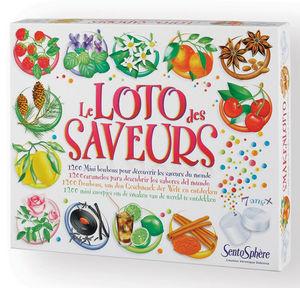 Sentosphere - le loto des saveurs - Educational Games
