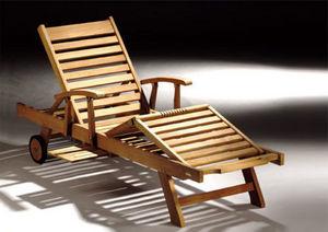 Lindsey Plantation Teak -  - Garden Deck Chair