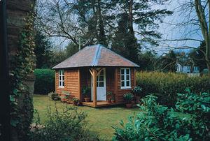 Courtyard Designs -  - Summer Pavilion