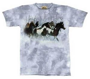 Twi Cairn Studio - winter run - T Shirt
