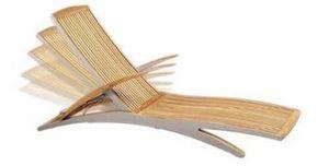 INDIAN OCEAN - zetu sun - Garden Deck Chair