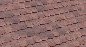Imerys Toiture - arboise écaille jacob - chevreuse - Flat Tile