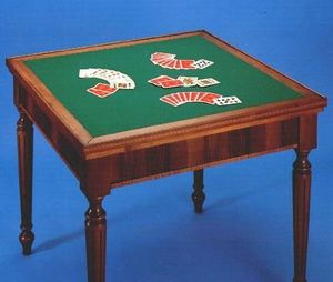 Romagnoli Renzo -  - Bridge Table