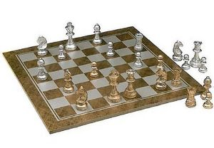 Morize Chavet -  - Chess Game