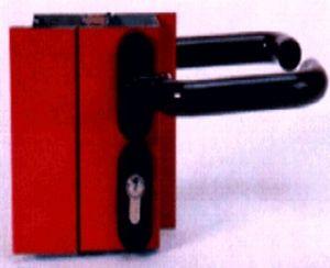 Monk Metal Windows -  - Complete Door Handle Kit
