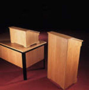 Saville Audio Visual -  - Lectern