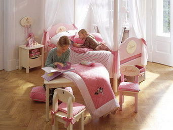 Mezzaline - small word baldaquin - Children's Bedroom 4 10 Years