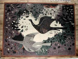 EDENLIVING -  - Silk Screen Print