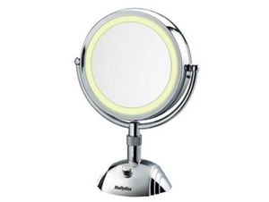 BABYLIss - miroir lumineux - Shaving Mirror