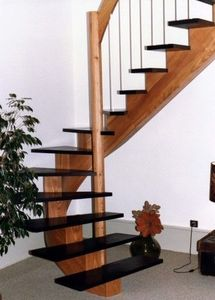 NT Designs - morlay - Central Spiral Staircase