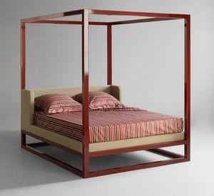 FRANCOIS CHAMPSAUR - verona - Double Canopy Bed