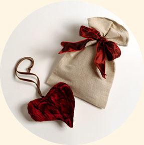 ATELIER DE LA VARANGUE -  - Drawstring Bag