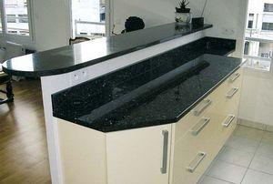 Marbrerie Des Yvelines -  - Kitchen Worktop