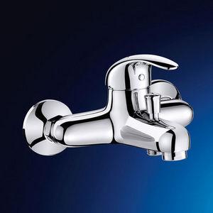 DELABIE - mitgeur bain douche mural 2 trous - Bath Shower Mixer