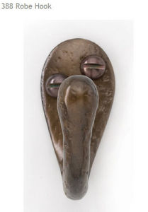 LOUIS FRASER -  - Coat Hook