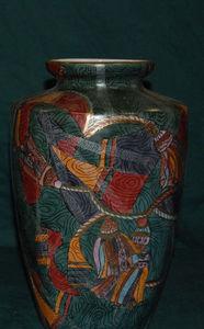 CNA Tapis -  - Flower Vase