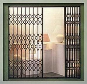 Sfrd -   - Sliding Security Grille