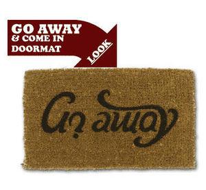 Suck Uk - come in/go away - Doormat