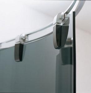 lp partners - samo - Corner Shower Enclosure
