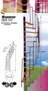 MINKA -  - Spiral Staircase