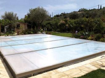 Abrisud -  - Flat Swimming Pool Shelter