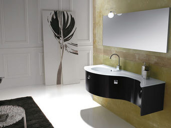 GB GROUP - latitudine - Washbasin Counter