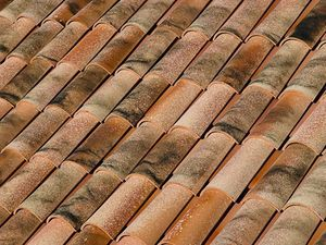 Tejas Borja - villa lamalou - Spanish Roof Tile