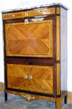 Antiquité Rouilly -  - Secretary Desk