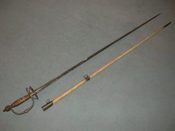 Patrice Reboul -  - Sword