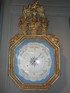 ACANTHE -  - Barometer