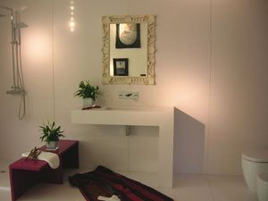 SILESTONE COSENTINO - modele equilibrium - Bathroom