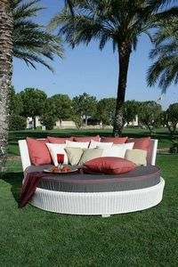 MAURIZI -  - Double Sun Lounger