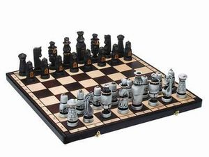 Maison De La Ville De Saint-Etienne -  - Chess Game