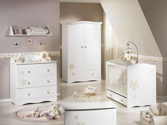 Sauthon - folio blanc - Infant Room 0 3 Years