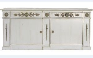 Moissonnier - directoire - Low Sideboard