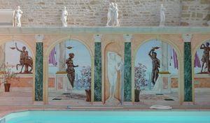 Arpagian Décor Mural -  - Trompe L'oeil
