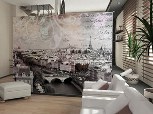 DECLIK - paris - Personalised Wallpaper