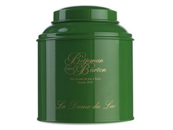 Betjeman & Barton - la dame du lac - Tea Box