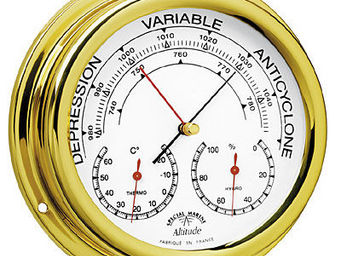 Marineshop - station météo plaisance - Weather Clock