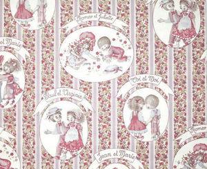 E.W Moore & Son -  - Children's Wallpaper