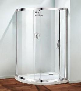 Coram Showers - premier crescent - Shower Screen Panel